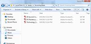 Saving Outlook Attachments to Network Share