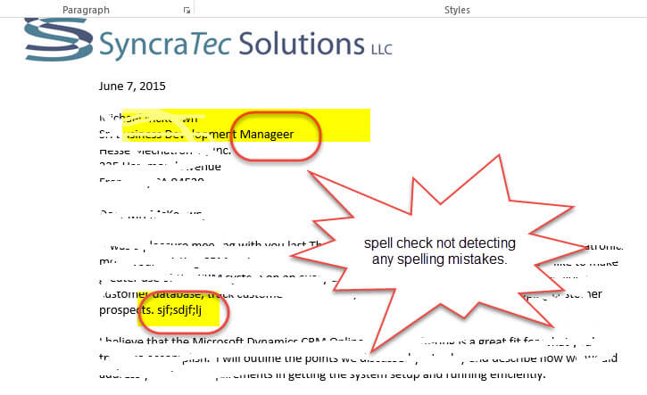 Word 2013 spell check not working syncratec word 2013 spell check not working ccuart Choice Image
