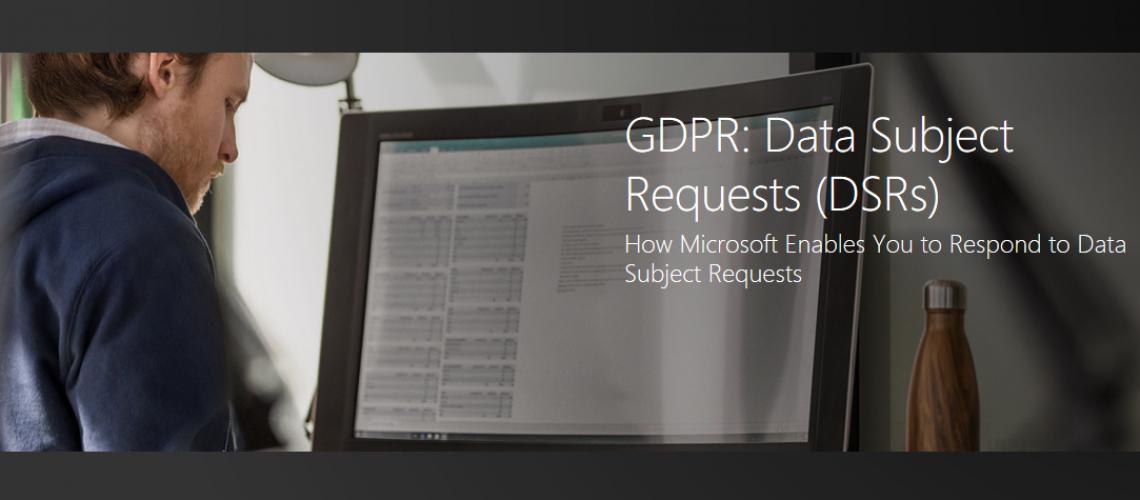GDPR for Microsoft Dynamics 365