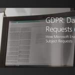 GDPR for Microsoft Dynamics 365