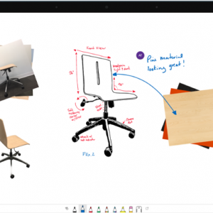 Microsoft-Whiteboard-Preview