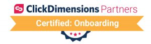 ClickDimensions Certified Partner - Onboarding